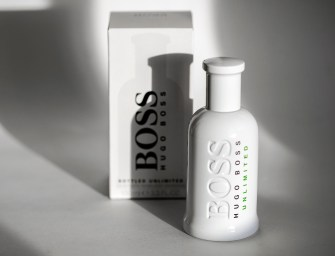 HUGO BOSS Unlimited: An Energetic, Fresh Scent For Men