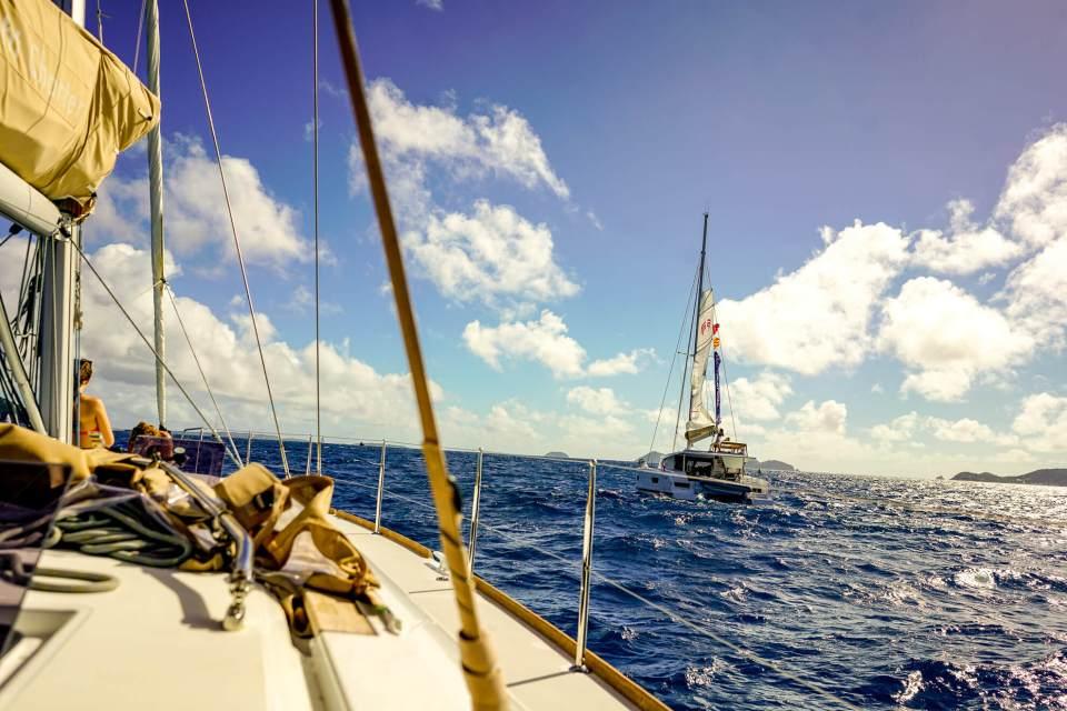 the yacht week bvi lxry 2