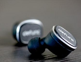 Review: Defunc TRUE Wireless Bluetooth Earbuds