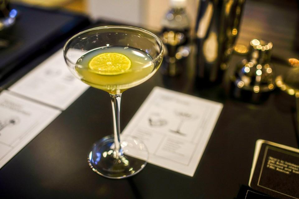 fairmont saks signature cocktails 3