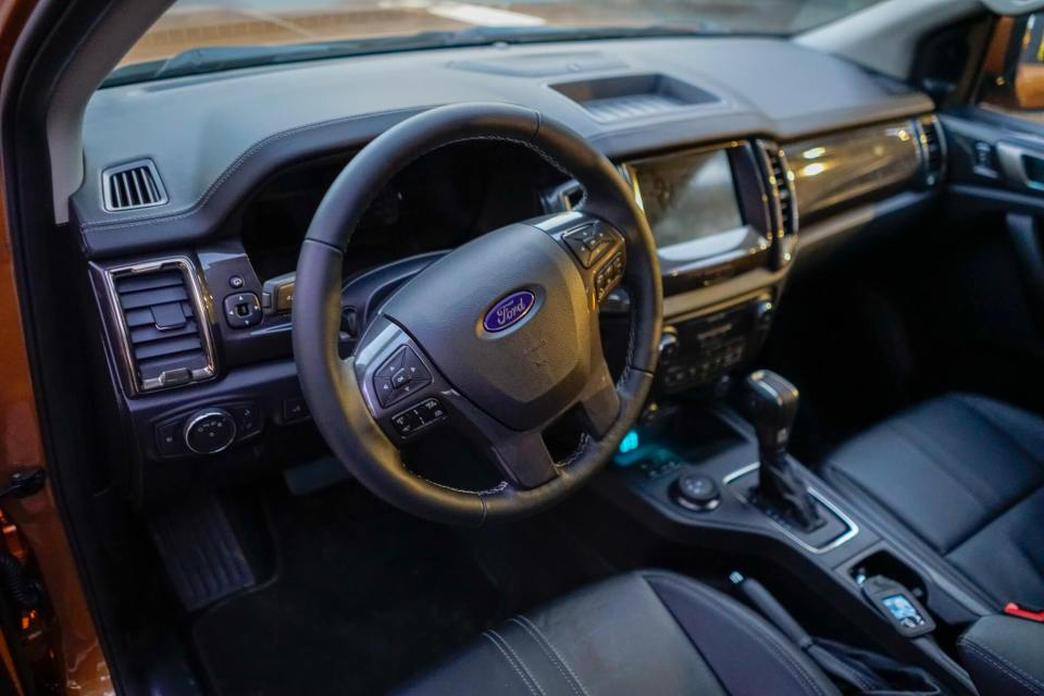 2019 ford ranger 1