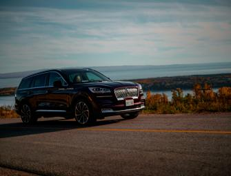 Starting Out Our Quebec Journey In A 2020 Lincoln Aviator