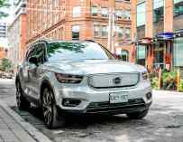 The 2021 Volvo XC40 Recharge Is An Exciting All-Electric SUV