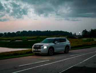 A New, Redefined Direction For The 2022 Mitsubishi Outlander