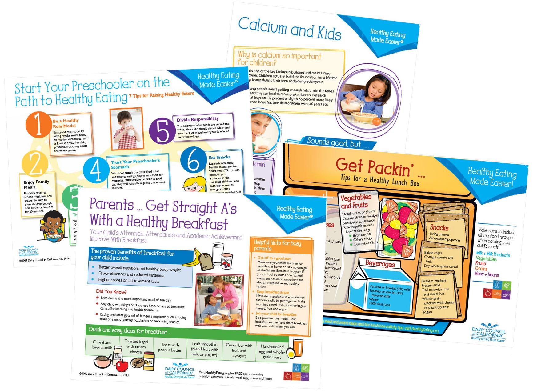 Diabetes Myplate Handouts Diabetes Nutrition