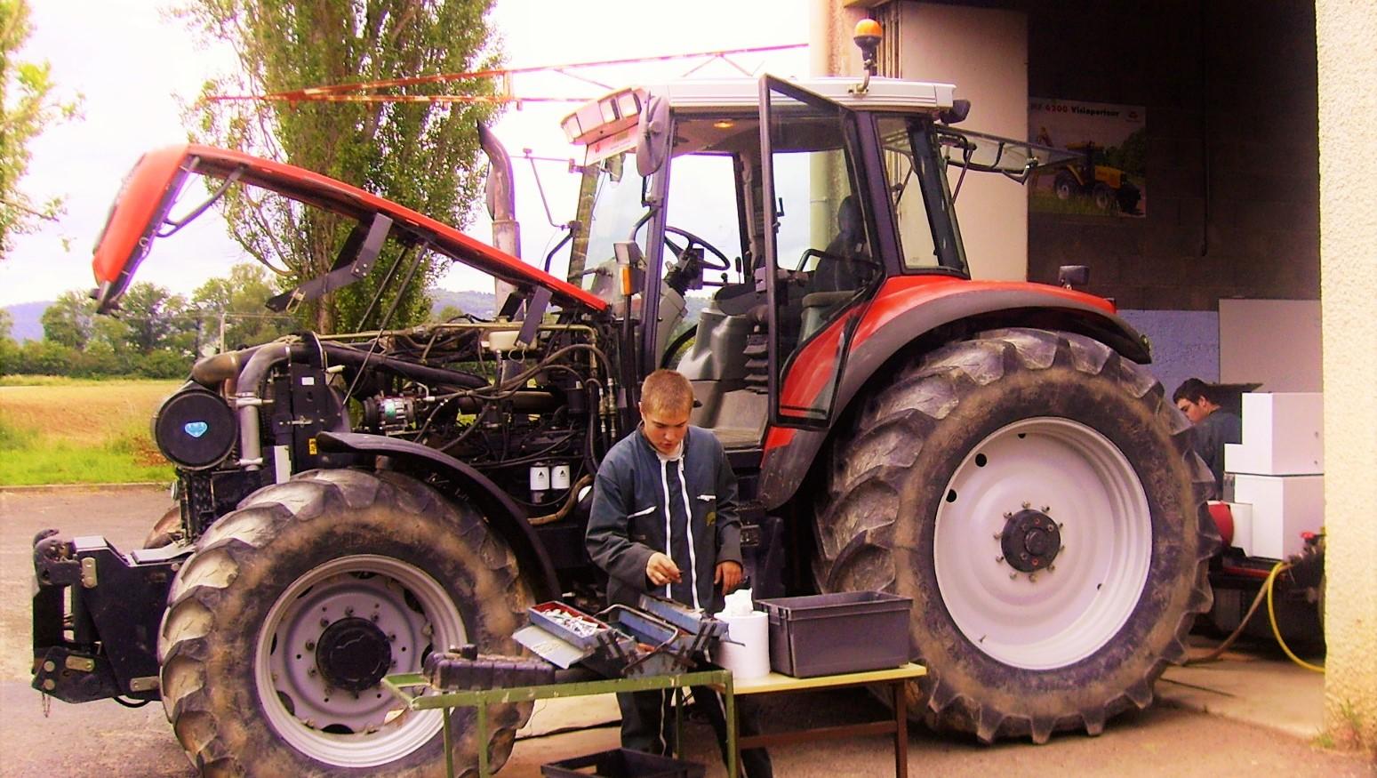 Mécanique et Agro-équipements