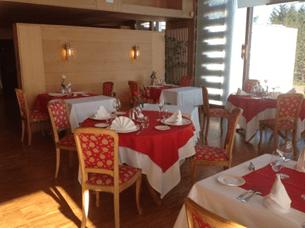 Restaurant d'application - Site Les Franchises