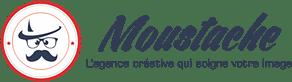 Logo moustache studio