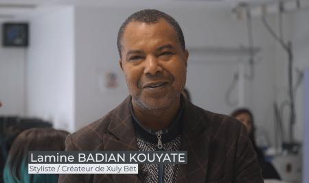 Visite de Magloire et Lamine Badian Kouyaté