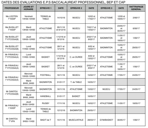 dates-des-evaluations-eps-bac-pro-bep-cap