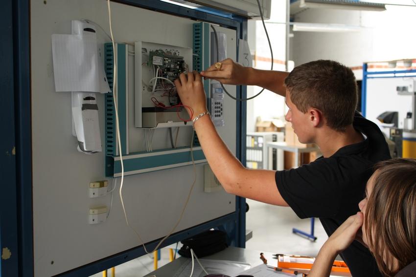 Installation de systèmes de contrôle d'accès