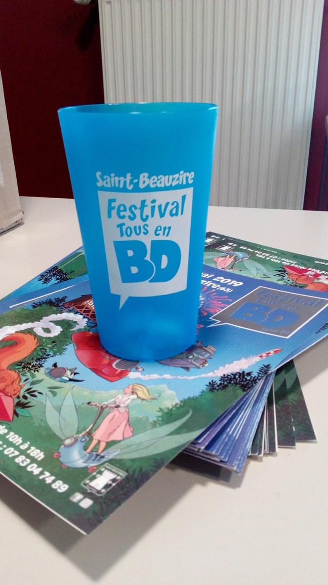 Le festival Tous en BD a fêté ses 10 ans avec les élèves du BTS ERPC du lycée La Fayette