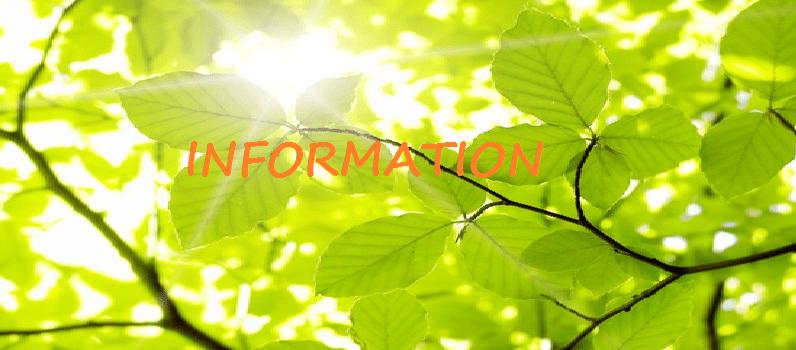 Information : 24 mai banalisé
