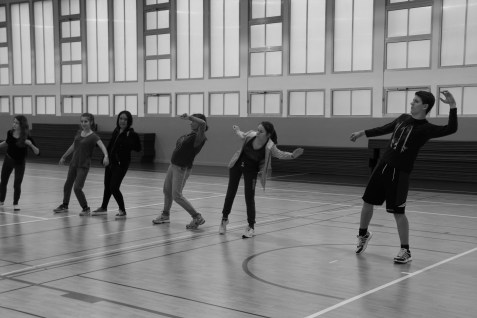 pratique danse hip hop