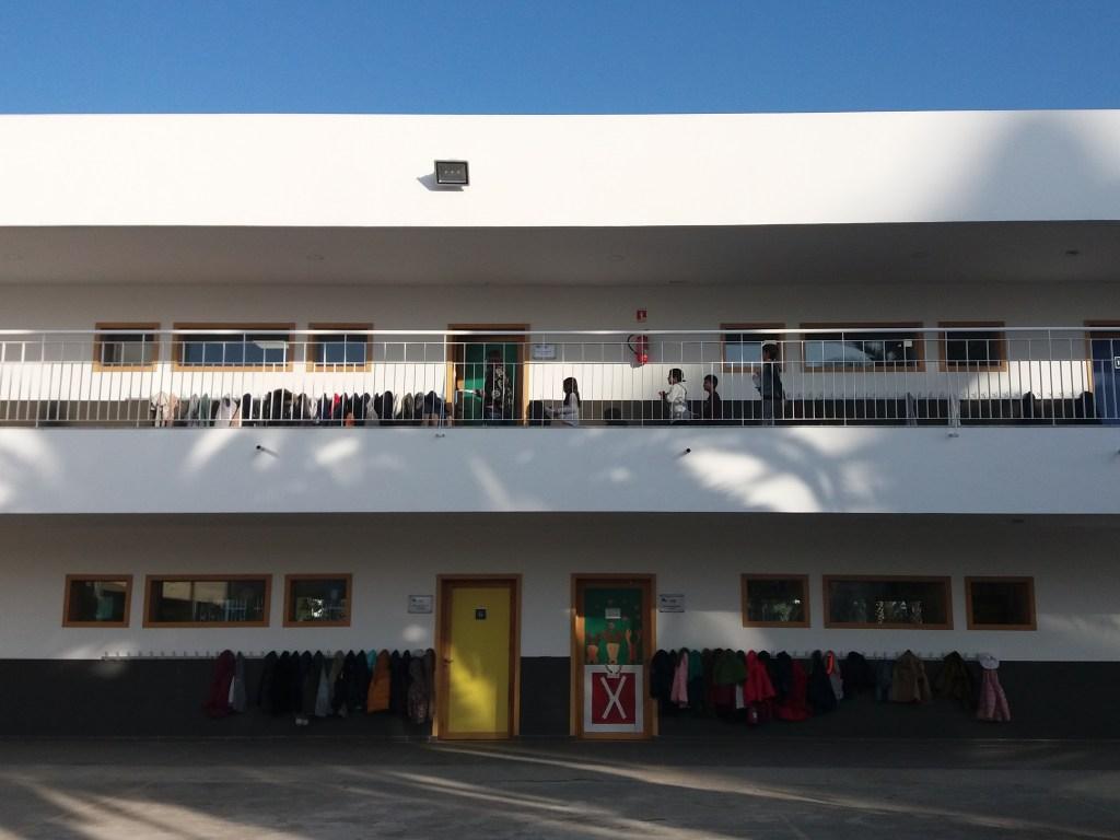 Bâtiment des primaires
