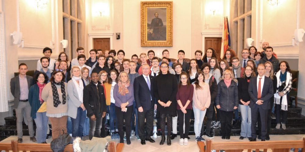 Rencontre annuelle des représentants des CVL en Espagne