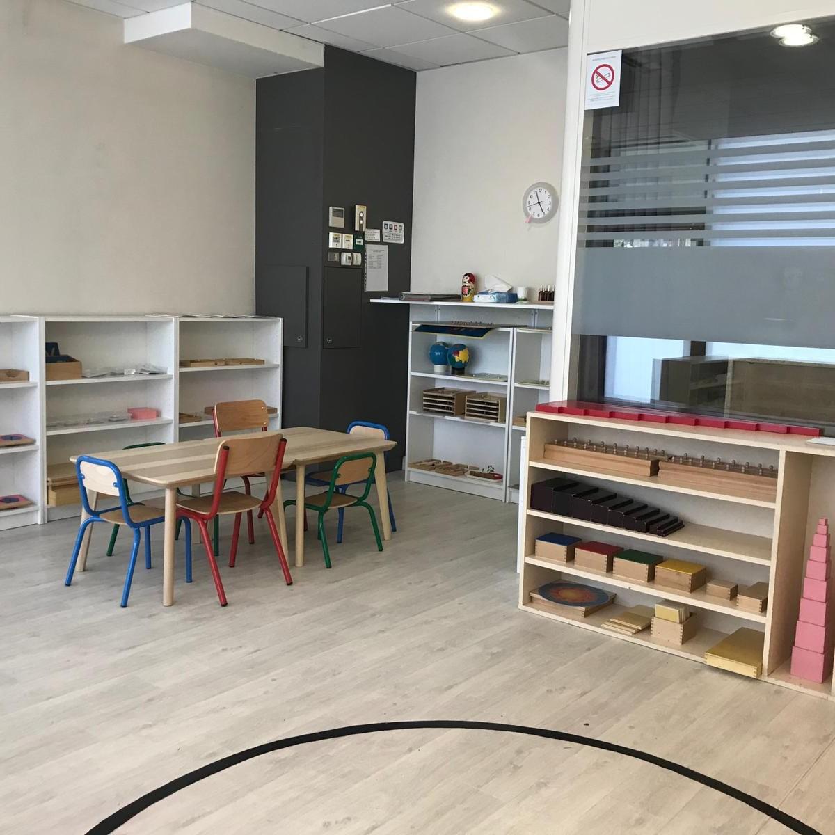 école athena montessori Clichy