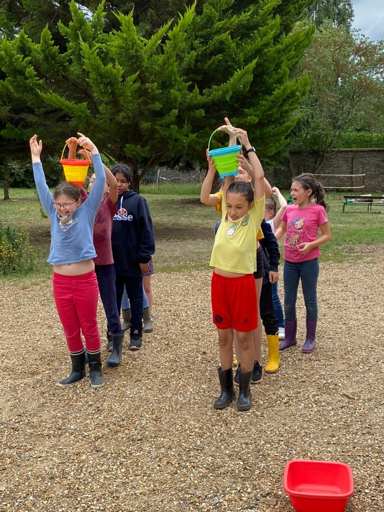 la kermesse, maternelle en foret - fêtes et activités école montessori