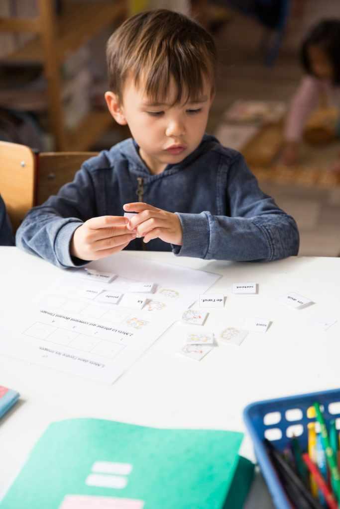 Les valeurs - lycée international montessori Athéna