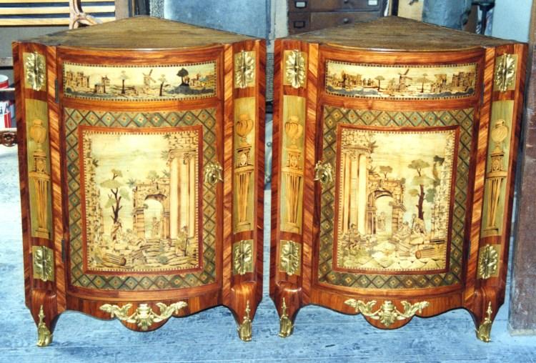 joel Philippin - meilleur ouvrier de france - marqueterie, décoration d'intérieur