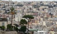 Naples depuis le Pausilippe