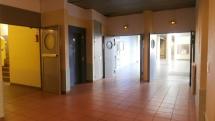couloir du lycée