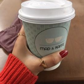 Mango Chai Lattee