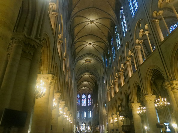 Notre-Dame Cathedral Hall