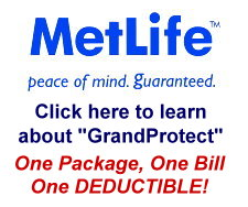 metlife grandprotect insurance program logo and link