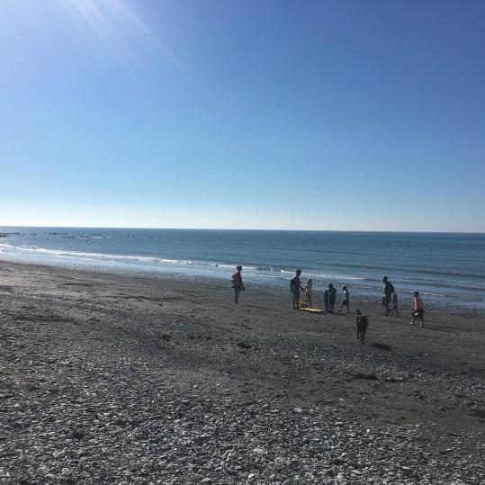 Seaton Beach - 3 miles