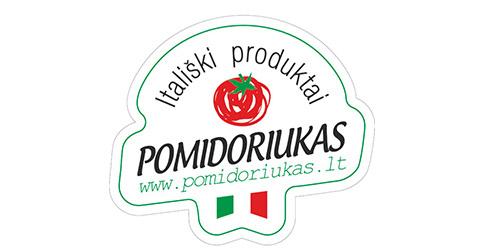 pomidoriukas logo