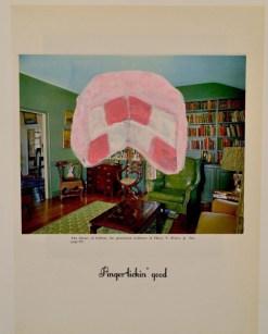"""Finger Lickin' Good,"" mixed media, 2013"