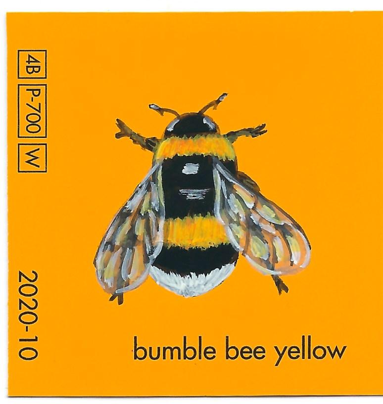 bumblebee yellow 1