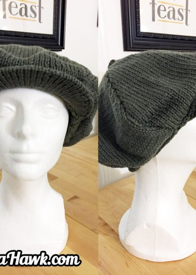 Protoype Pageboy Hat