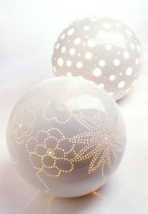 Light ball lamp