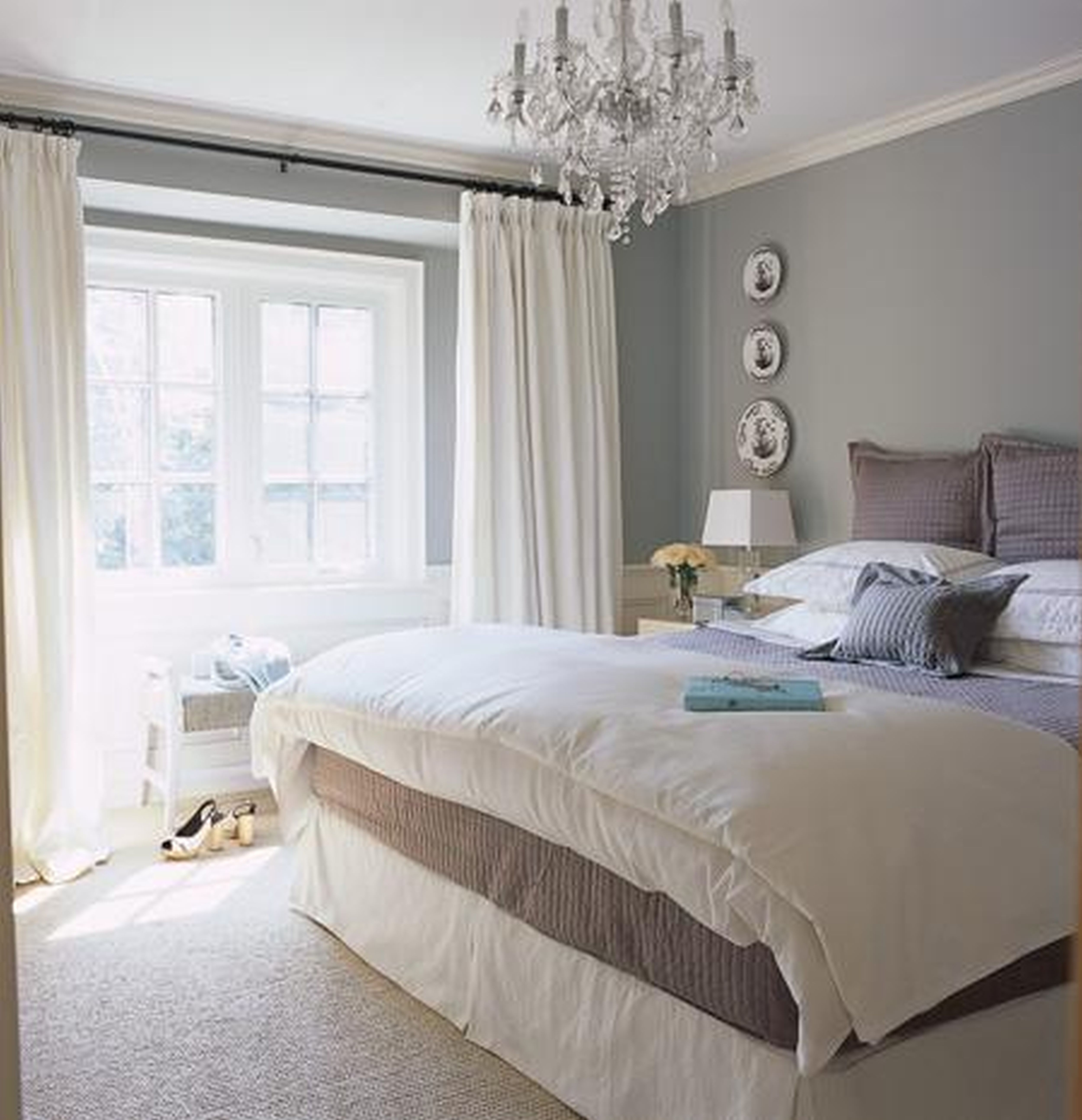 Design ideas for a small bedroom - Lydia's interiors on Small Room Ideas  id=12525