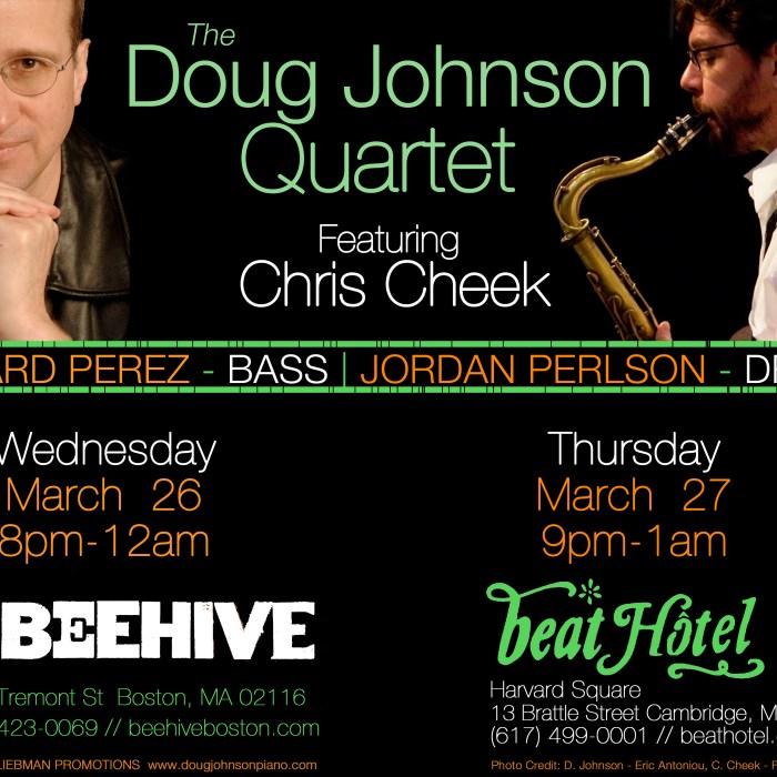 Doug Johnson 3/26/14