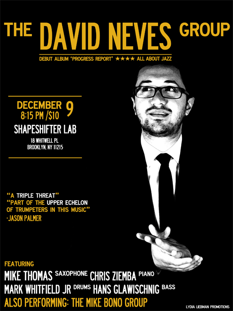 Dave Neves 12/9/14