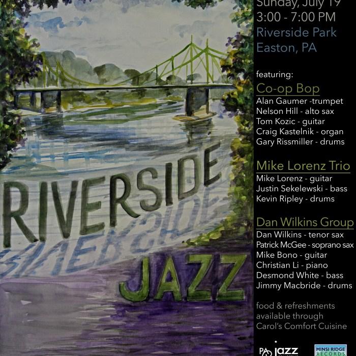 Riverside Jazz 7/19/15