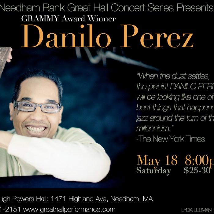 Danilo Perez 5/18/13