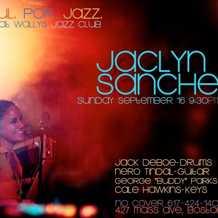 Jaclyn Sanchez 9/16/12