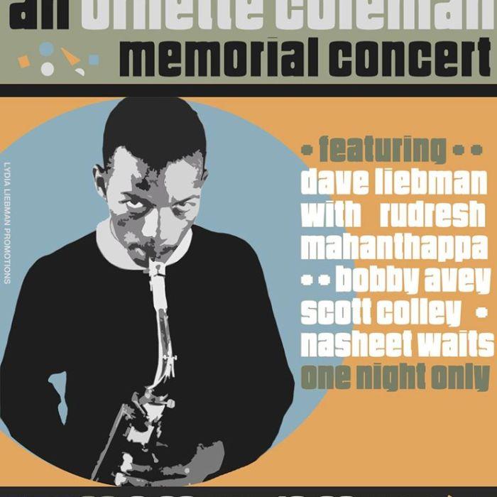 Ornette Coleman Memorial Concert 6/23