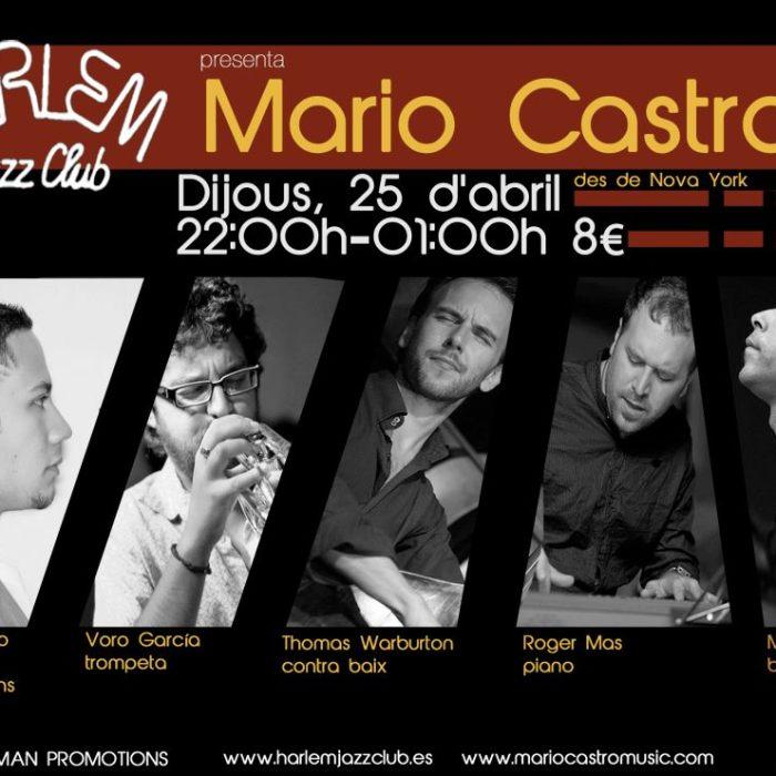 Mario Castro 4/25/13