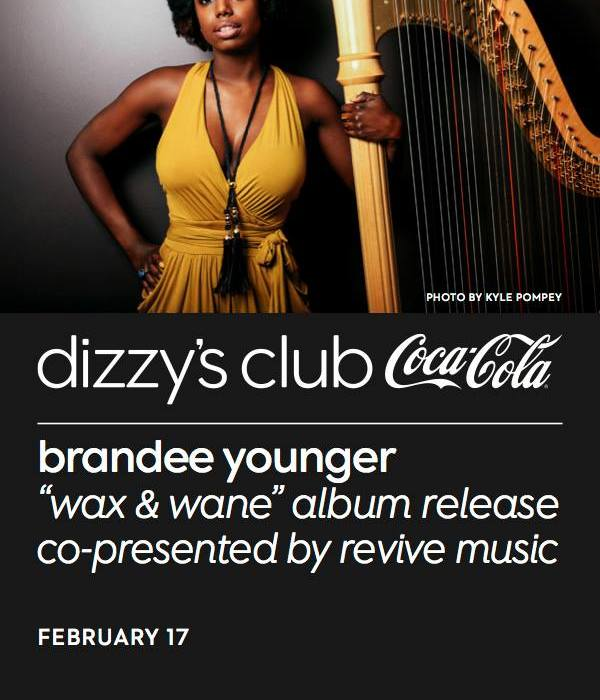 Brandee Younger 2/17/16