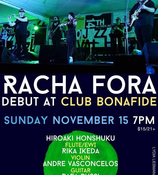 Racha Fora 11/15/15