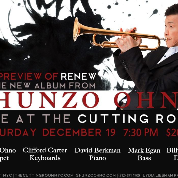 Shunzo Ohno 12/19/15