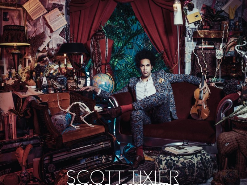 "The Jazz Writer Reviews Scott Tixier's ""Cosmic Adventure"""