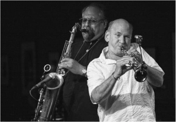 "Dave Liebman & Joe Lovano's ""Compassion: The Music of John Coltrane"" Receives 8/10 Star Review from Pop Matters"