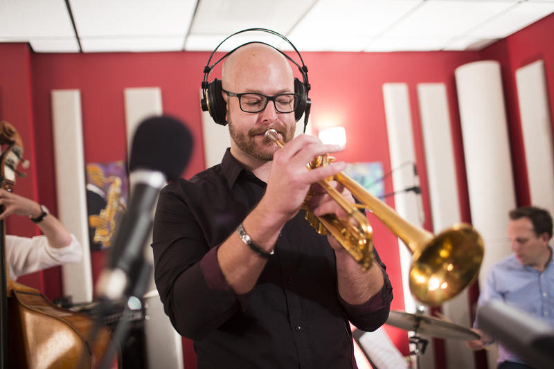 Jared Hall Performs at KNKX