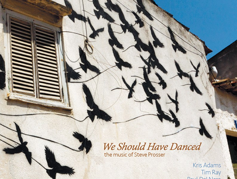 """OUT TODAY: Vocalist Kris Adams Remembers Steve Prosser on """"We Should Have Danced"""""""